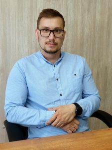 Генеральный директор - Касимов Богдан Рашитович